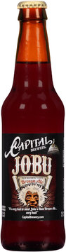 Capital Brewery® Jobu Rum Barrel Aged Brown Ale™