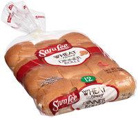 Sara Lee® Wheat Made with Honey Dinner Rolls 12 ct Bag