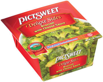 PICTSWEET W/Cheese Sauce Broccoli 7 OZ BOX