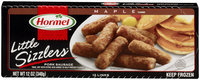 Hormel™ Little Sizzlers® Maple Flavored Links Pork Sausage 12 oz. Box