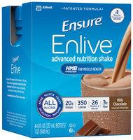 Ensure® Enlive® Milk Chocolate Advanced Nutrition Shake