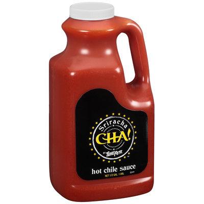 Texas Pete® Sriracha CHA! Hot Chile Sauce 0.5 gal. Jug