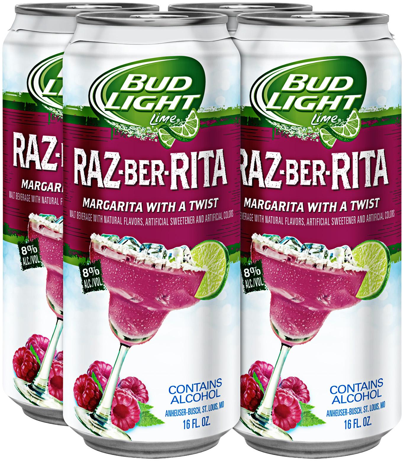Bud Light Lime Raz-Ber-Rita