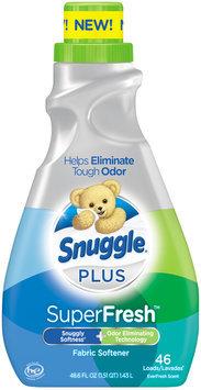 Snuggle® Plus SuperFresh™ Fabric Softener 48.6 fl. oz. Bottle