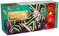 Keebler Merry Mint Patties Cookies