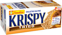 Sunshine® Krispy® Wheat Saltine Crackers 16 oz. Box