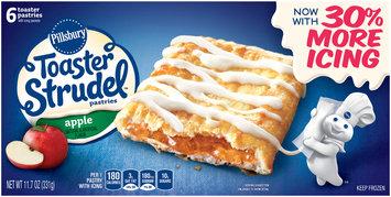 Pillsbury Toaster Strudel™ Apple Toaster Pastries 6 ct Box