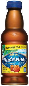 Tradewinds Lemon Tea 20 fl. oz. Plastic Bottle