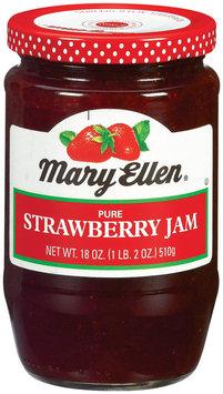 Mary Ellen Strawberry Jam