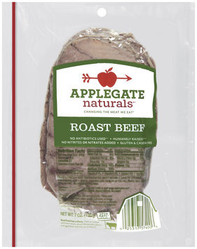 Applegate Farms® Naturals® Roast Beef 7 oz