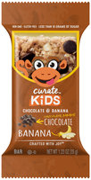 Curate™ Kids Chocolate & Banana Snack Bar 1.23 oz. Pack