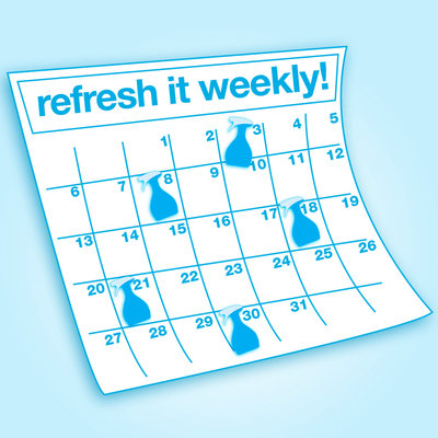 Febreze® Fabric Refresher Vanilla & Moonlight Air Freshener 27 fl. oz. Bottle