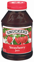 Smucker's Strawberry Jam 48 Oz Plastic Jar