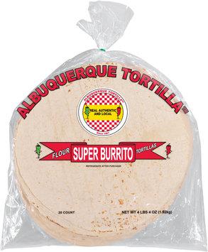 Albuquerque Tortilla™ 12