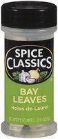 Spice Classics® Bay Leaves 0.16 oz. Shaker