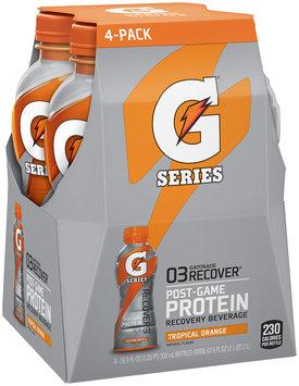 Gatorade® G Series Recover Tropical Orange Protein Recovery Shake