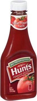 Hunt's® No Preservatives Tomato Ketchup