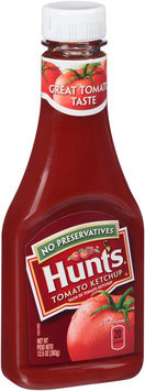 Hunt's® No Preservatives Tomato Ketchup