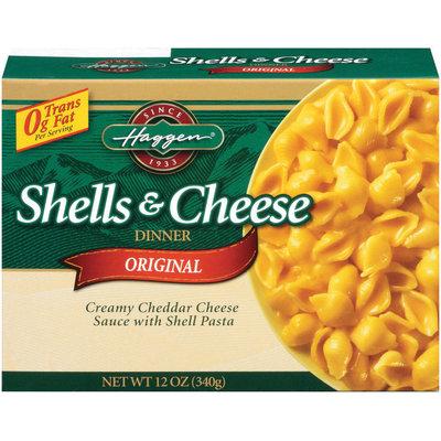 Haggen Original Dinner Shells & Cheese 12 Oz Box