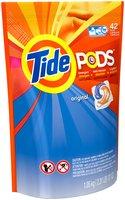 Tide PODS Laundry Detergent Original Scent 42 Count