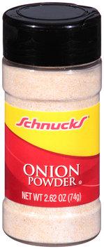 Schnucks® Onion Powder 2.62 oz. Shaker