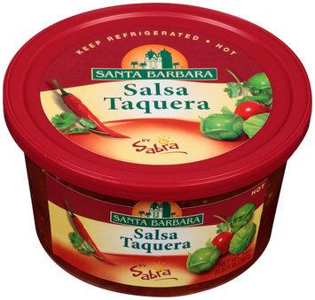 Santa Barbara® Salsa Taquera Hot by Sabra® 14 oz. Tub