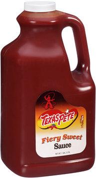 Texas Pete® Fiery Sweet Medium Wing Sauce 1 gal Jug