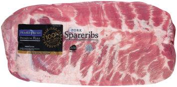 PrairieFresh® Natural Pork Spareribs