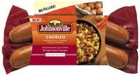 Johnsonville Smoked Chorizo Sausage 13.5oz sleeve (101870)