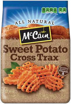 mccain sweet potato cross trax oven fries