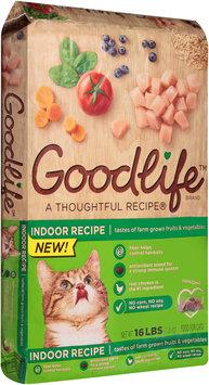 Goodlife™ Indoor Recipe Dry Cat Food 16 lb. Bag