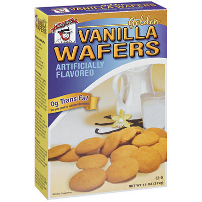 Daddy Ray's Golden Vanilla Wafers 11 Oz Box