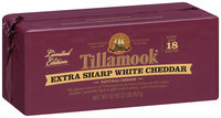 Tillamook® Extra Sharp White Cheddar 2 lb. Block