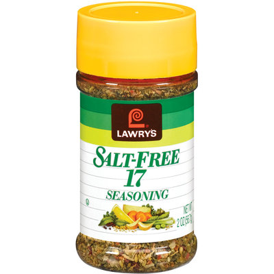 Spice & Seasoning Salt-Free 17 Seasoning 2 Oz Shaker