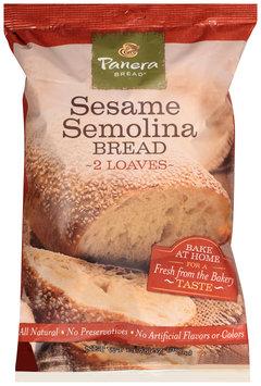 Panera Bread® Sesame Semolina Bread 2 ct Bag