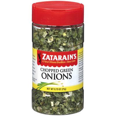 Zatarain's® Chopped Green Onions 0.75 oz. Shaker