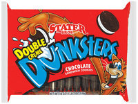 Stater Bros. Chocolate Sandwich Double Creme  Cookies 18 Oz Tray
