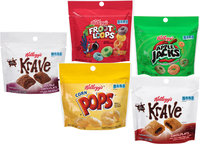 Kellogg's® Cereal Assortment Pack 20 ct Pouches