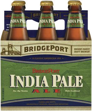 Bridgeport India Pale Ale 12 Oz Beer 6 Pk Glass Bottles