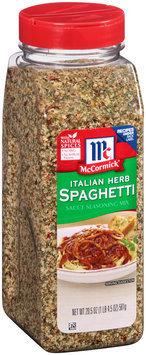 McCormick® Italian Herb Spaghetti Sauce Seasoning Mix