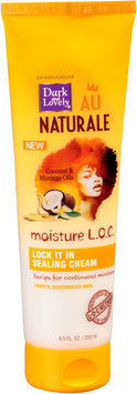 Dark and Lovely® Au Naturale Moisture L.O.C. Lock It Up Sealing Cream for All Hair Types 8.5 fl. oz. Tube