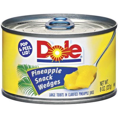 DOLE® Pineapple Snack Wedges