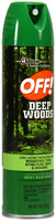 Off!® Deep Woods® Insect Repellent 9 oz. Aerosol Can