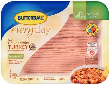 Butterball® Everyday Fresh 97% Lean Ground White Turkey