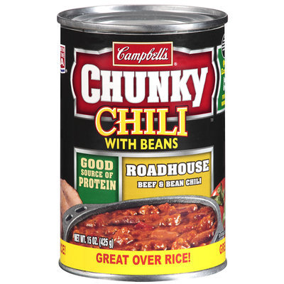 Campbell's® Chunky Chilli with Beans Roadhouse Beef & Bean