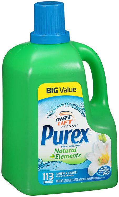 PUREX NATURAL ELEMENTS