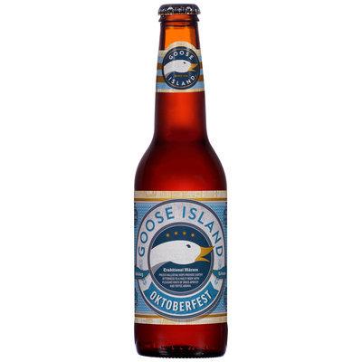 Goose Island Holiday Release Oktoberfest Beer