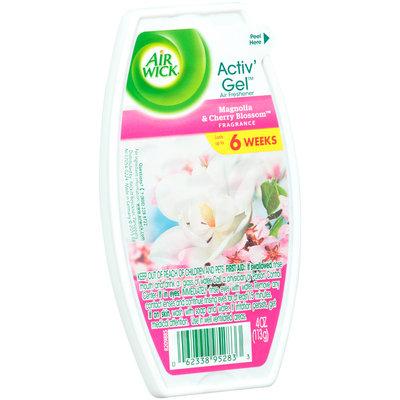 Air Wick® Activ' Gel™ Magnolia & Cherry Blossom™ Fragrance Air Freshener 4 oz.