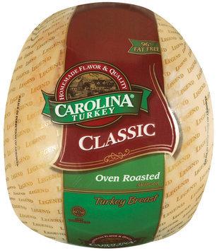 Carolina Turkey Oven Roasted Skin-On Classic Turkey Breast