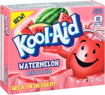 Kool-Aid Watermelon Gelatin Dessert Box